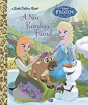 A New Reindeer Friend (Disney Frozen)…
