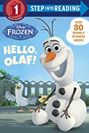 Hello, Olaf! (Disney Frozen) (Step into…