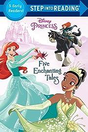 Five Enchanting Tales (Disney Princess)…