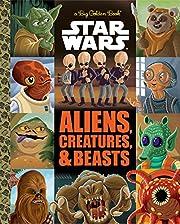 The Big Golden Book of Aliens, Creatures,…