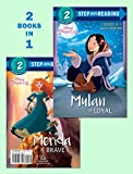 Mulan Is Loyal/Merida Is Brave (Disney…
