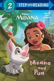 Moana and Pua (Disney Moana) (Step into…