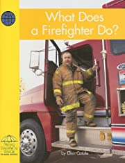 What Does a Firefighter Do? (Yellow Umbrella…