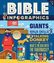 Bible Infographics for Kids: Giants, Ninja…