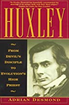 Huxley: From Devil's Disciple to Evolution's…