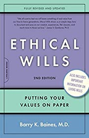 Ethical Wills, Second Edition di Barry K.…