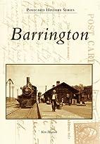 Barrington by Ken Munson