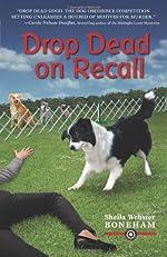 Drop Dead on Recall by Sheila Webster Boneham