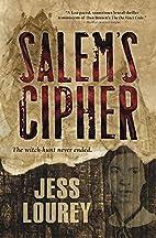 Salem's Cipher by Jess Lourey
