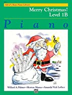 Alfred's Basic Piano Library Merry…