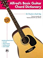 Alfred's Basic Guitar Chord Dictionary by…