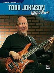 Todd Johnson Electric Bass Technique…