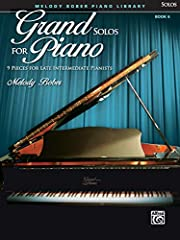 Melody Bober Piano Library- Grand Solos For…