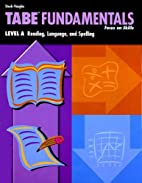 Tabe Fundamentals: Level A: Reading,…