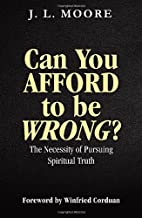 Can You Afford to Be Wrong? The Necessity of…