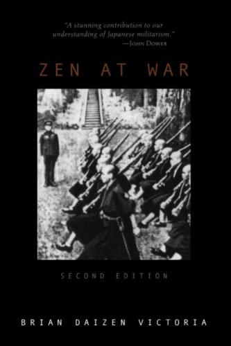 Zen at War, by Victoria, B