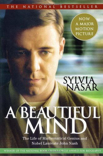 A Beautiful Mind written by Sylvia Nasar