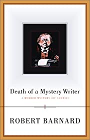 Death of a Mystery Writer: A Murder Mystery…
