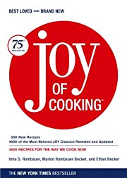Joy of Cooking: Joy of Cooking af Irma S.…