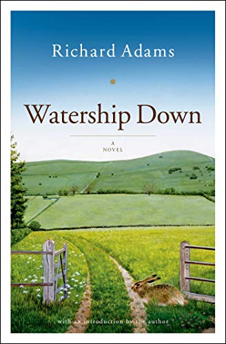 Watership Down written by Richard Adams