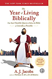 The Year of Living Biblically: One…