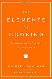 The Elements of Cooking: Translating the…