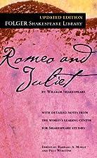 Romeo and Juliet (Folger Shakespeare…