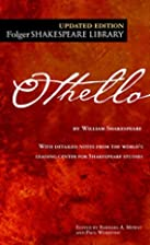 Othello (Folger Shakespeare Library) by…