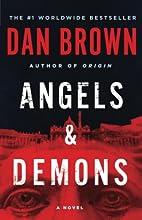 Angels & Demons: A Novel (Robert Langdon) by…