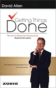 Getting things done the art of stress-free…