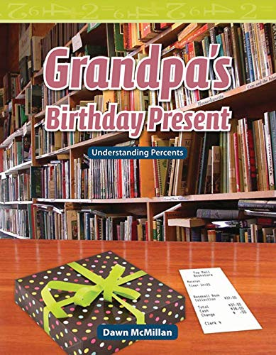 Grandpas Birthday Present Math Readers Grade 5