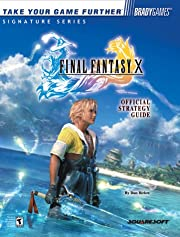 FINAL FANTASY X Official Strategy Guide af…