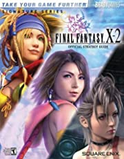 Final Fantasy X-2, Official Strategy Guide…