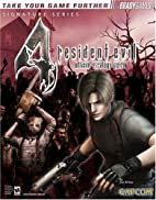 Resident Evil 4 Official Strategy Guide…