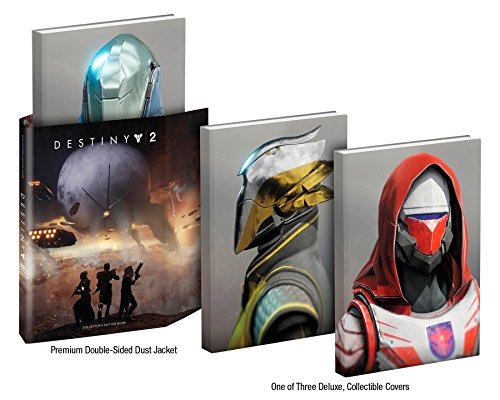 Download Destiny 2 Prima Collector S Edition Guide Full Pages By Prima Games Hurn Bip Bip