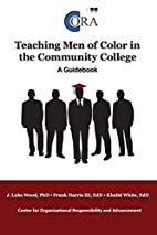Teaching Men of Color in the Community…
