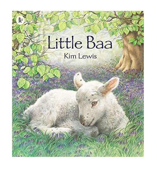 Little Baa (Northumberland Country Childhood Tales) Kim Lewis