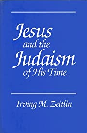 Jesus and the Judaism of His Time av Irving…