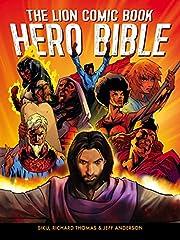 The Lion Comic Book Hero Bible af Jeff…