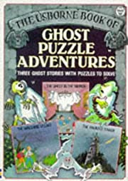 Ghost Puzzle Adventures: Three Ghost Stories…