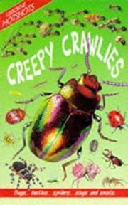 Creepy Crawlies (Usborne Hotshots) de Mandy…