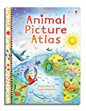 Usborne animal picture atlas / illustrated by Linda Edwards ; written by Hazel Maskell