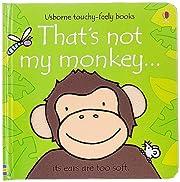 That's Not My Monkey... (Usborne…
