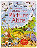 Lift-the-flap picture atlas / [author, Alex Frith ; illustrator, Kate Leake ; designed by Helen Lee ; edited by Jane Chisholm]