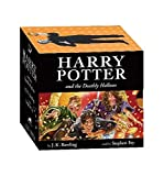 Harry Potter and the Deathly Hallows  (Book 7) [Children's Edition] (Harry Potter Audio Book)