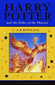 Harry Potter 5 and the Order of the Phoenix.…