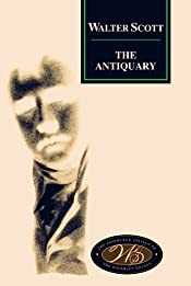 The Antiquary cover