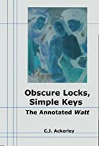 Obscure Locks, Simple Keys: The Annotated…