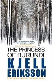 The Princess of Burundi af Kjell Eriksson