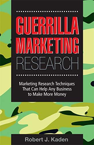 Marketing dummies guerrilla pdf for